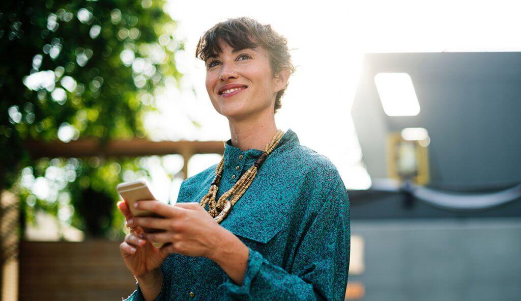 Mobiel werken en CRM