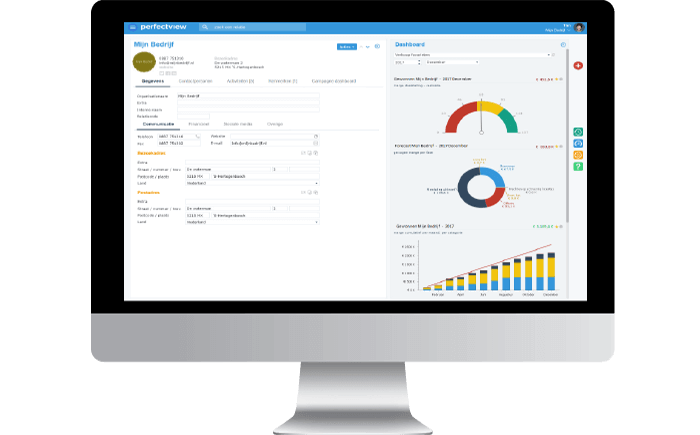 PerfectView Dashboards