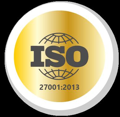 Certificaat ISO 27001-2013