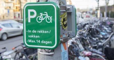 fiets kwijt